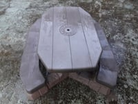 outdoors/ indoors children table  Coquitlam, V3B 0C6
