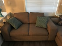 Love seat and sofa combination Airdrie, T4B 1P7