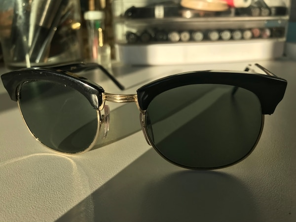 be622e1f583 Used Black framed ray-ban sunglasses for sale in Toronto - letgo