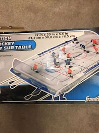 Table top Hockey game  Mississauga, L5B 3Y1