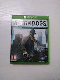 Watch dogs xbox one Sagene, 0481