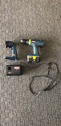 Ryobi 18V Cordless Drill w/ Flashlight and Charger Lovettsville, 20180