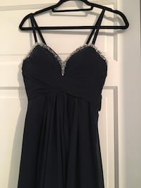 women's black spaghetti strap dress Toronto, M2H 1Y7