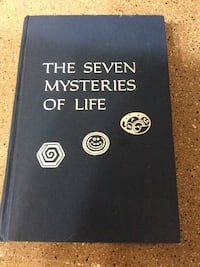 Vintage book the seven mysteries of life Scottsdale, 85251