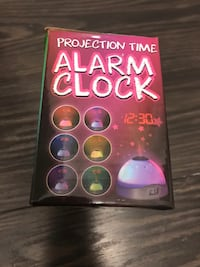 Digital projection alarm clock Mississauga, L5M 0T2