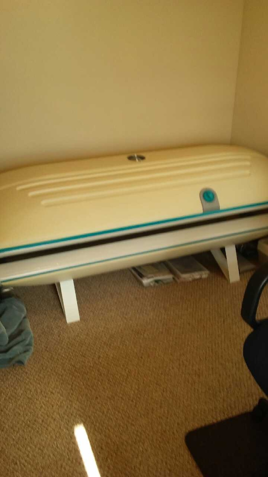 Used Sunquest Pro 16 Se By Wolff System Tanning Bed In Momence