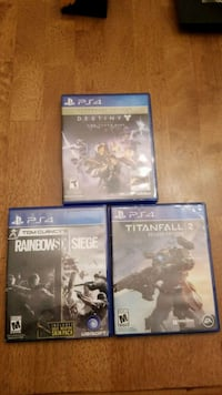 PS4 Games  Frederick
