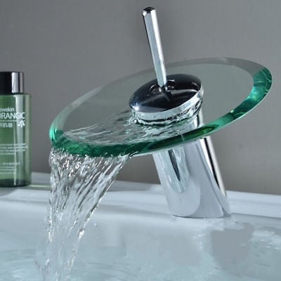 """7"""" WATERFALL FAUCET"""