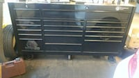 Matco triple bay tool box  Rockville, 20852