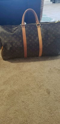 Louis Vuitton Keepall 55 Travel Bag  Vienna, 22182