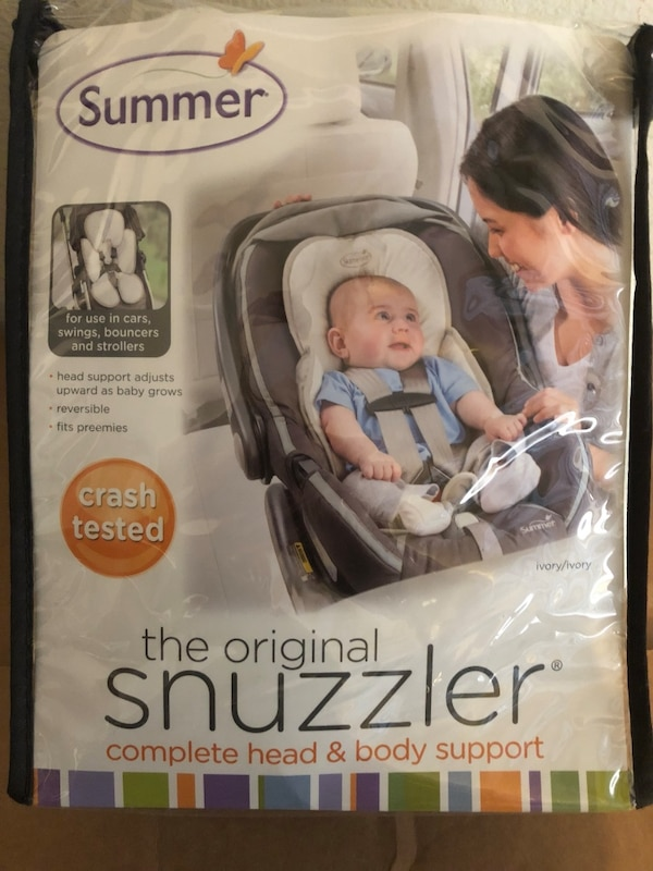 Summer Infant Carseat Stroller Baby Seat Cushion