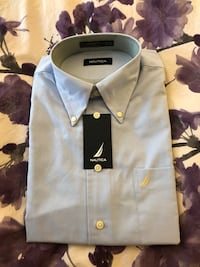 Nautica dress shirt size 15.5 32/33 BNWT Toronto, M4A 2R4