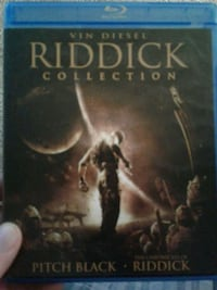 Riddick double feature Fresno, 93704