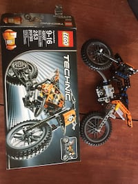 LEGO Technic set 42007