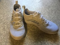 Adidas white and grey sneakers, size 6 Vancouver, V5P