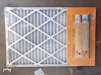 New 4 pack enhanced arm and hammers AC/vent filter 20x30x1 San Jose, 95112
