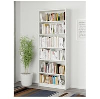Almost new IKEA billy bookcase Mississauga, L4V 1J2