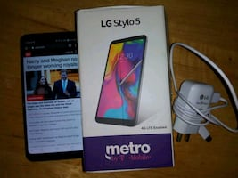 LG Stylo 5 for MetroPCS $70
