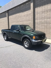 2001 FORD Ranger XLT SUPERCAB 4.0 W/397A OFF-RO