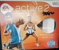 EA Sports Active 2 Personal Trainer for Wii