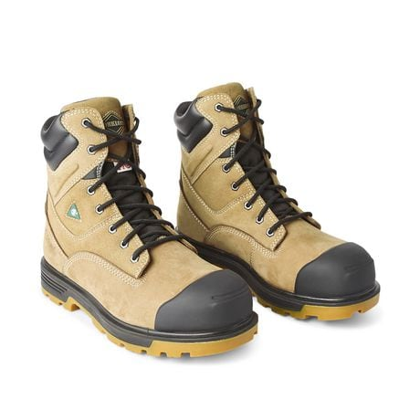 Workload Men's Savage steel-toe Work Boots