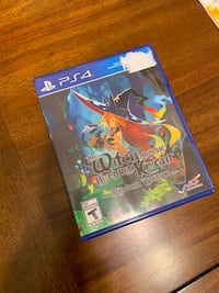 Witch and the Hundred Knight PS4