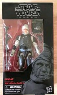 "Star wars black series 6"" Dengar"