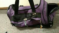 Purple Pak Rolling Luggage Bag Grinnell, 50112