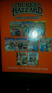 The Dukes of Hazzard the Complete collection Newark, 43055