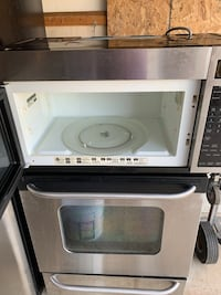 Appliances set of stainless steel GE. Very clean and ready to go! Will only sell as a set!  Chesapeake, 23323
