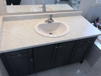 Countertop,sink and Faucet Vaughan, L0J 4A1