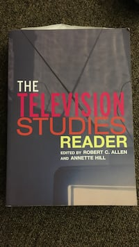 The Television Studies Reader book