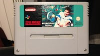 Jimmy Connors jeu Super nintendo snes FRA Paris