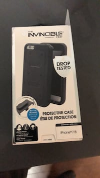 Drop tested protective case for iPhone 7/8 Edmonton, T6L