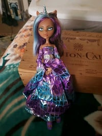 Monster high OOAK Clawdeen/unicorn doll Las Vegas, 89156