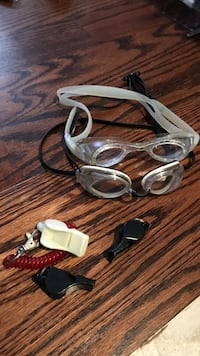 Goggles and Fox40 whistles Toronto, M6M 2B8