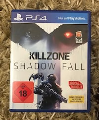 Killzone Shadow Fall PS4 Spiel Fall Herne, 44628