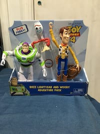 Toy Story 4 adventure pack Culver City, 90066