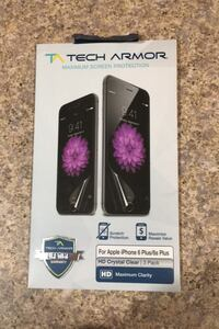 iPhone 6s Plus/6 plus screen protectors