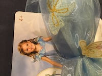 New Cinderella Costume 4X- 6X  Los Angeles, 91325