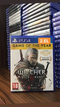 Ps4 The Witcher 3 Goty - Playbox Bursa  Osmangazi, 16050