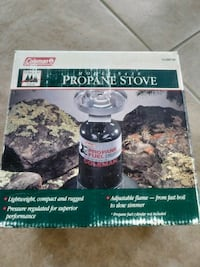 New/ Coleman propane stove Lancaster, 93536