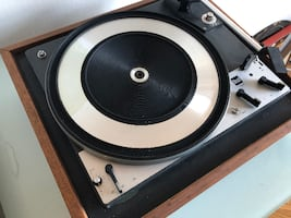 Dual 1209 classic turntable for restoration