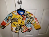 Coat, bomber Gucci girl 3T Collection Blind for love  Kearny