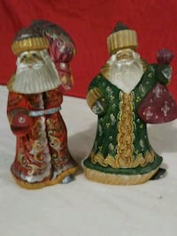 Russian hand carved wooden figurines Jacksonville, 32210