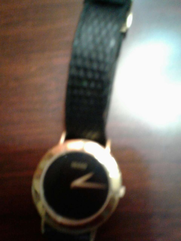 088887d5f Used Gucci watch real gold for sale in Florence - letgo