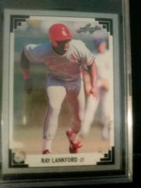 Ray lankford ball card Indianapolis, 46222