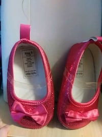 Baby girl shoes size 3 (9-12)months Oxnard
