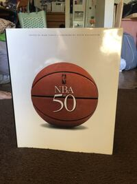 NBA at 50 - coffee table book Los Angeles, 91406