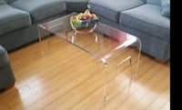 Brand new acrylic coffee table Andover, 01810